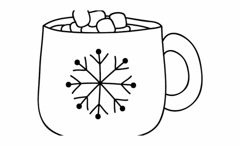Hot chocolate clipart black and white clipart black and white stock Hot Chocolate Clipart Steam - Hot Chocolate Clipart Black ... clipart black and white stock