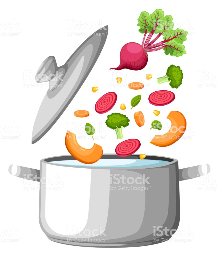 Steam food clipart clip freeuse Soup Pot Steam, Pot Clipart, Steam, Soup Pot PNG Image And ... clip freeuse