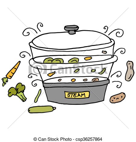 Steam food clipart clip art free download Steam Machine Cooker. An Image Of A Steam #357745 ... clip art free download