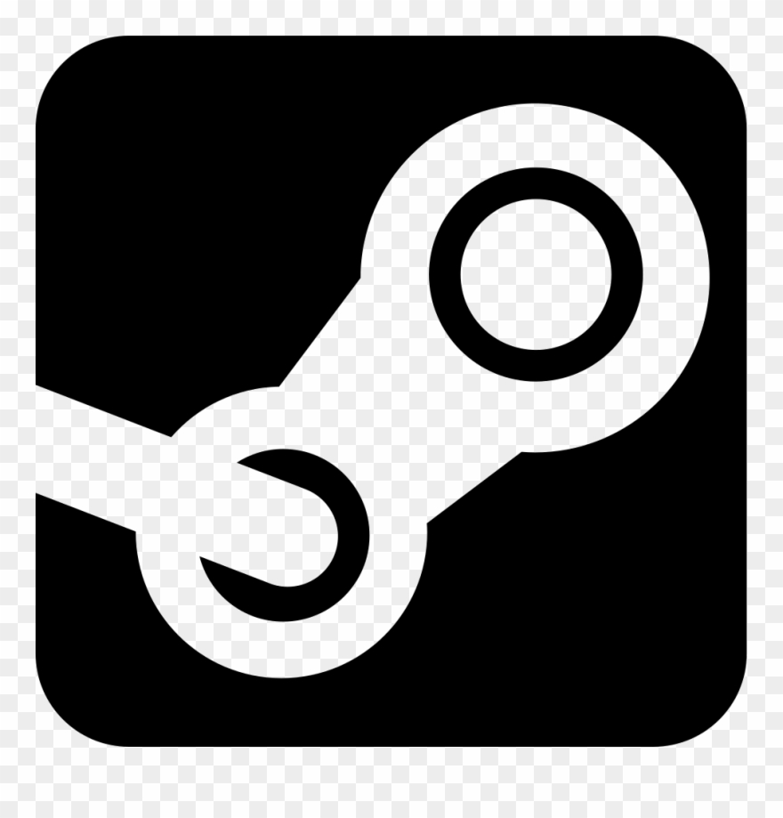 Library of steam logo clip art download png files Clipart Art 2019