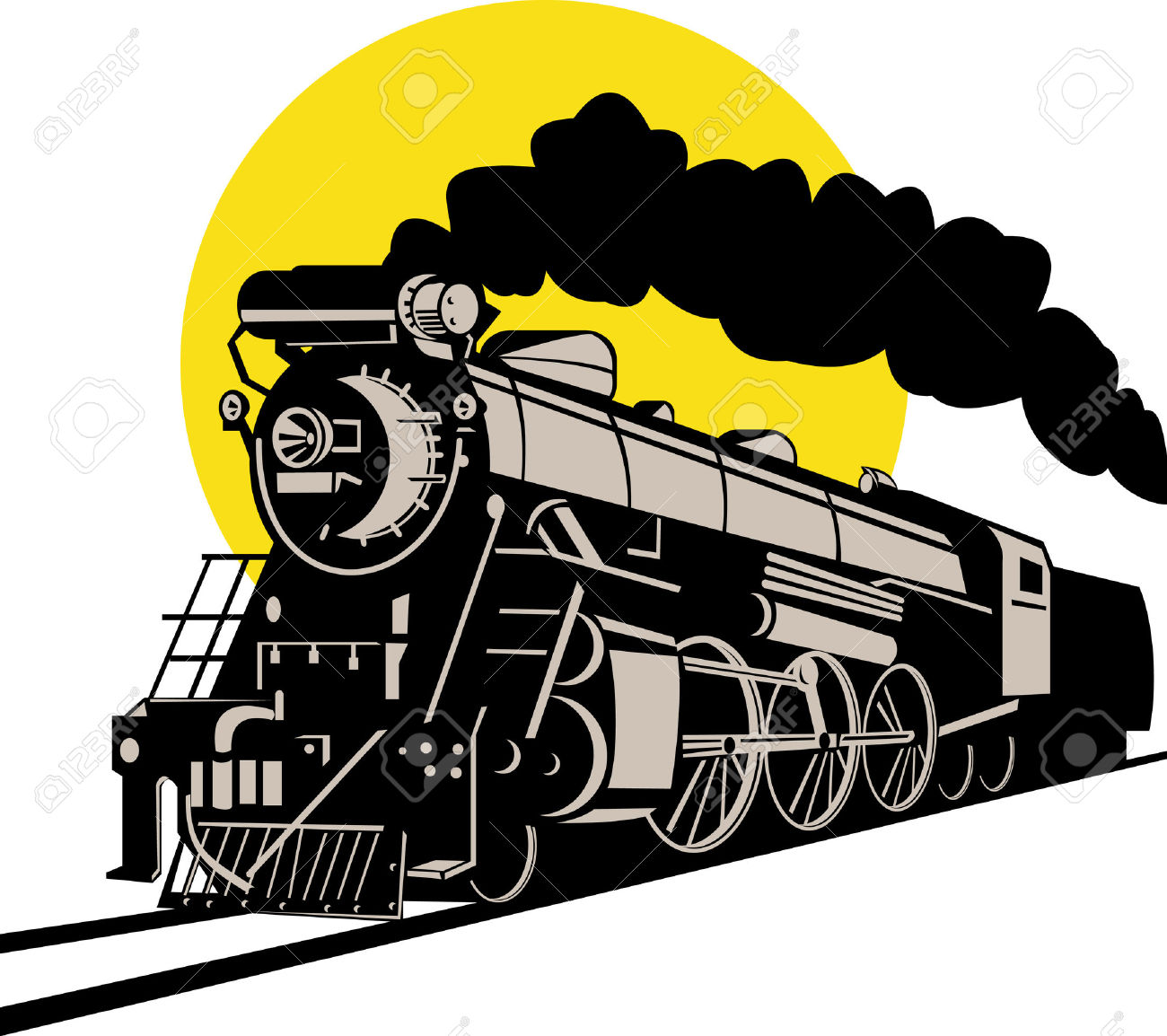 Steam train clipart free royalty free Steam Train Clipart | Free download best Steam Train Clipart ... royalty free