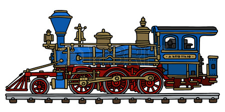 Steam train clipart free png black and white library Steam Train Clipart | Free download best Steam Train Clipart ... png black and white library
