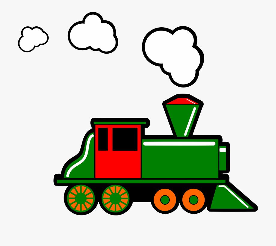 Steam train clipart free royalty free Railroad Clipart Steam Train - Toy Train Clip Art #179906 ... royalty free