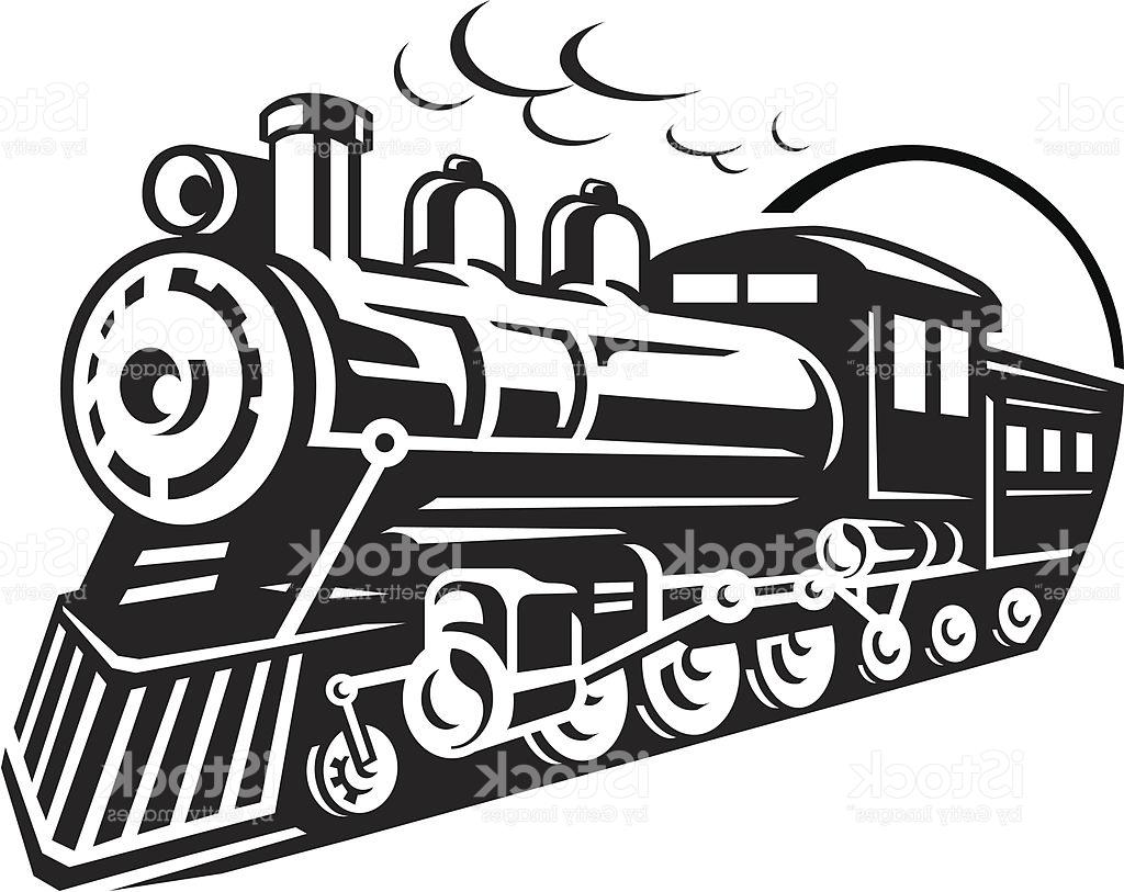 Vintage train engine clipart graphic stock Steam Train Clipart | Free download best Steam Train Clipart ... graphic stock