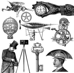 Steampunk clipart illustrations clip art free Free Steampunk Cliparts, Download Free Clip Art, Free Clip ... clip art free