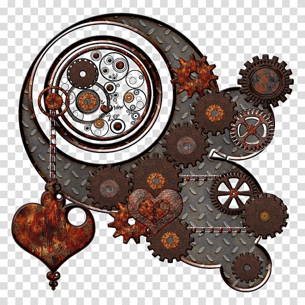 Steampunk fashion clipart vector free stock Steampunk fashion Render, others transparent background PNG ... vector free stock