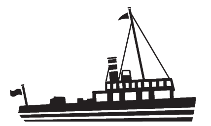 Steamships hardware clipart