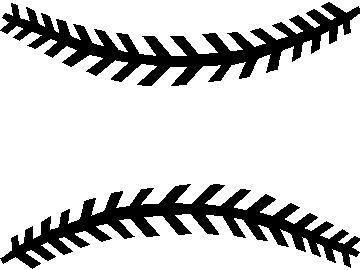 Steeches clipart vector free library Baseball Stitches Clipart - Clip Art Library vector free library