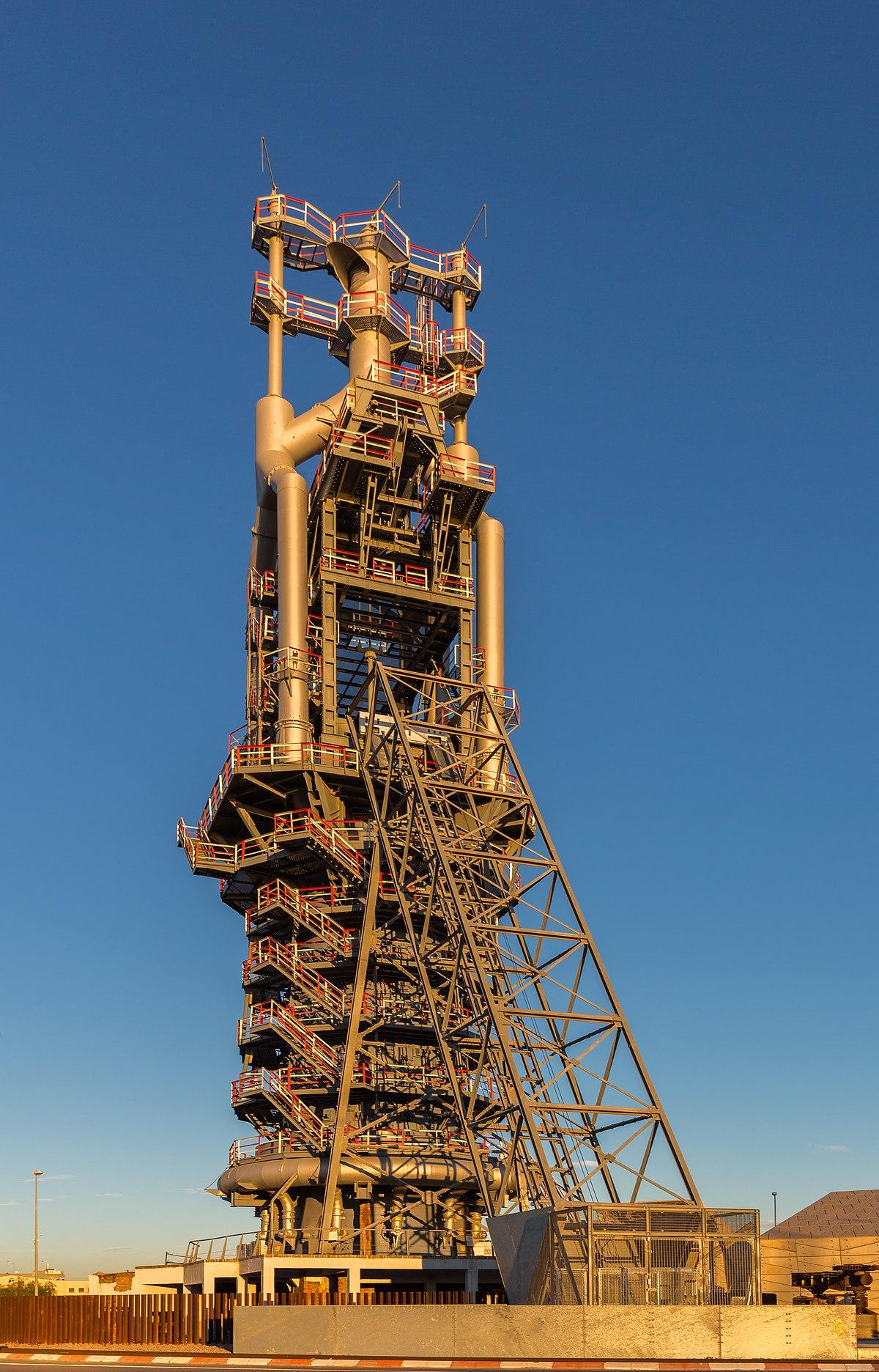 Steel industries clipart price list image free stock Blast furnace - Wikipedia image free stock