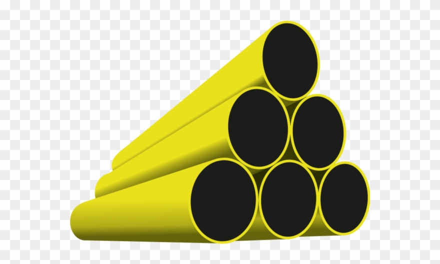Steel pipe clipart svg royalty free Stacks Of Pipe - Steel Casing Pipe Clipart (#920005 ... svg royalty free