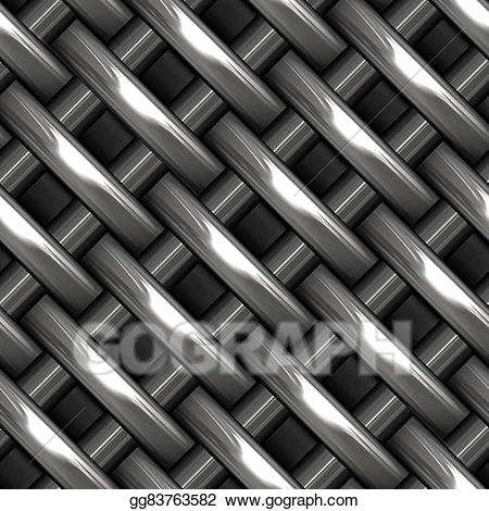 Steel wire clipart svg royalty free stock Stock Illustrations - Steel wire basket weave #06. Stock ... svg royalty free stock