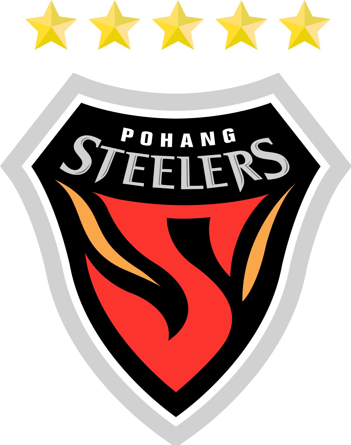 Steelers football clipart download Pohang Steelers - Wikipedia download