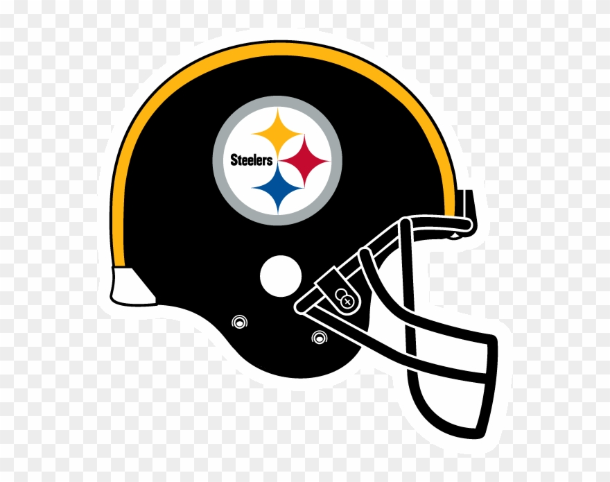 Steelers football images clipart black and white stock Pittsburgh Steelers Logo - Jacksonville Jaguars Helmet Logo ... black and white stock