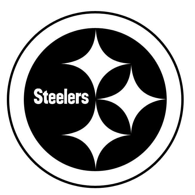 Steelers logo clipart free clipart black and white download Free Pittsburgh Steelers Logo, Download Free Clip Art, Free ... clipart black and white download