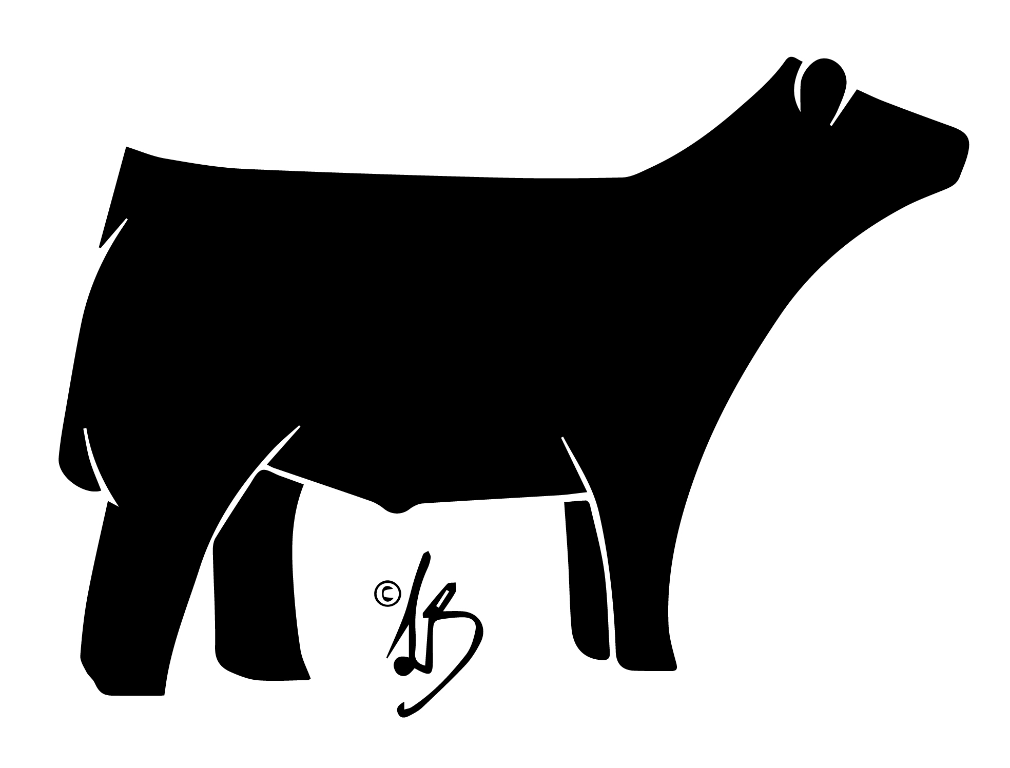 Steer calf clipart 4h svg freeuse library Steer Clipart | Free download best Steer Clipart on ... svg freeuse library