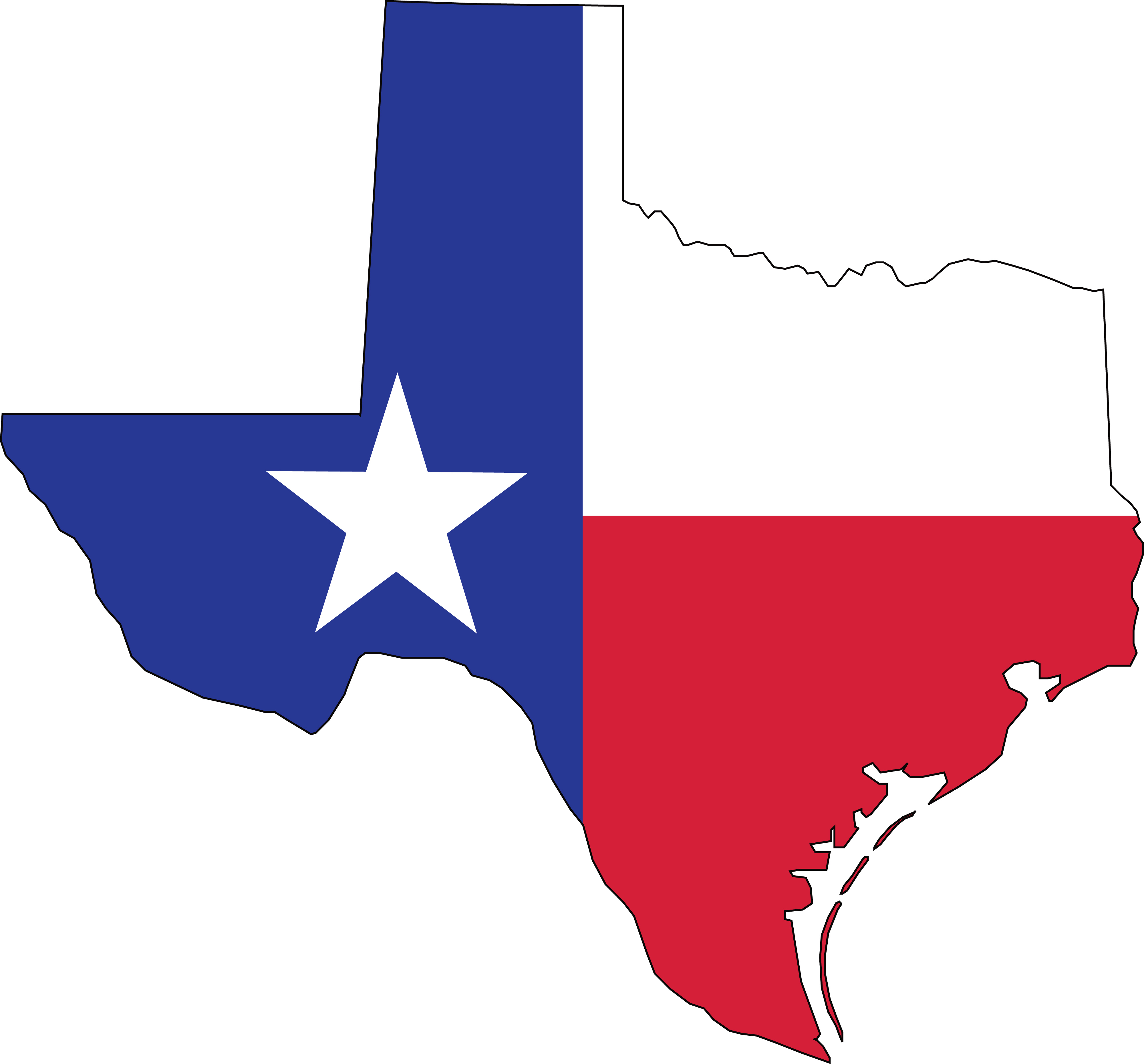 Steer filled in with texas flag clipart jpg royalty free Images Of Texas Flag | Free download best Images Of Texas ... jpg royalty free