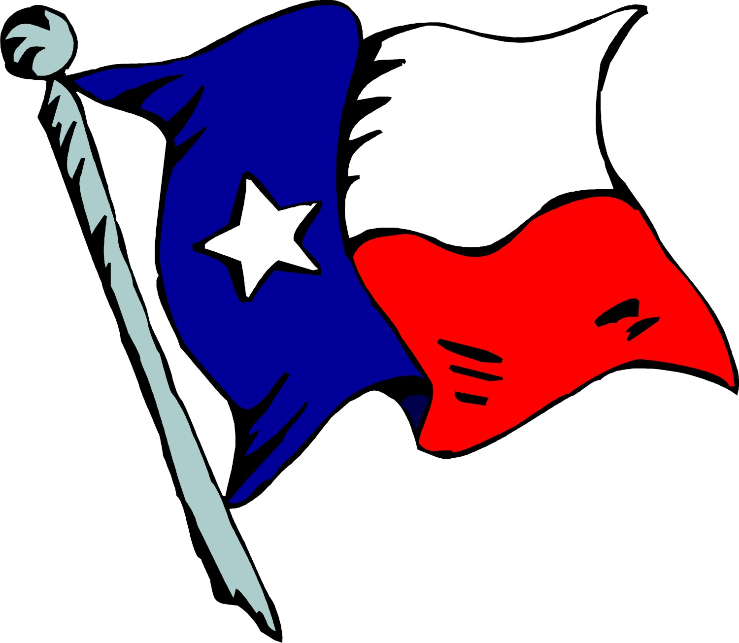 Vintage texas free clipart image black and white library Images Of Texas Flag | Free download best Images Of Texas ... image black and white library