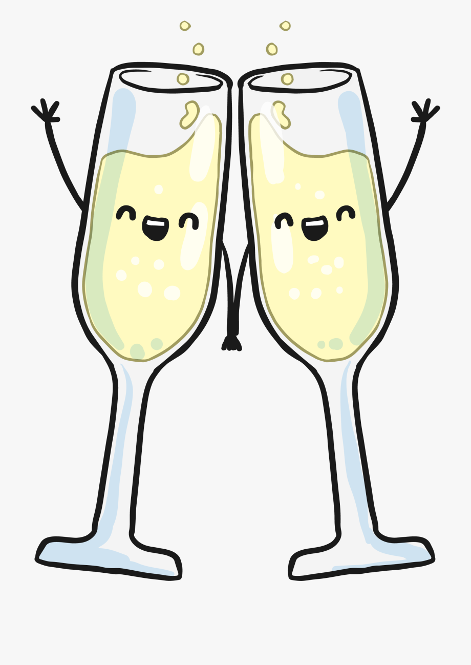 Wedding champagne glasses clipart clip transparent library Hand Glass Wine In Champagne Glasses Clipart - Wedding ... clip transparent library