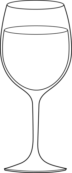 Stemware clipart svg library download 92+ Clipart Wine Glass | ClipartLook svg library download