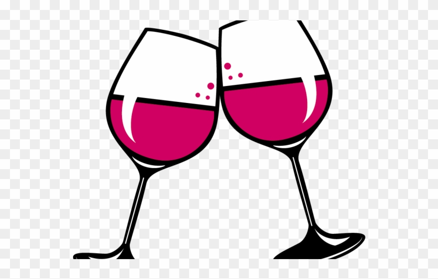 Stemware clipart freeuse Wine Clipart Stemware - Png Download (#2928131) - PinClipart freeuse