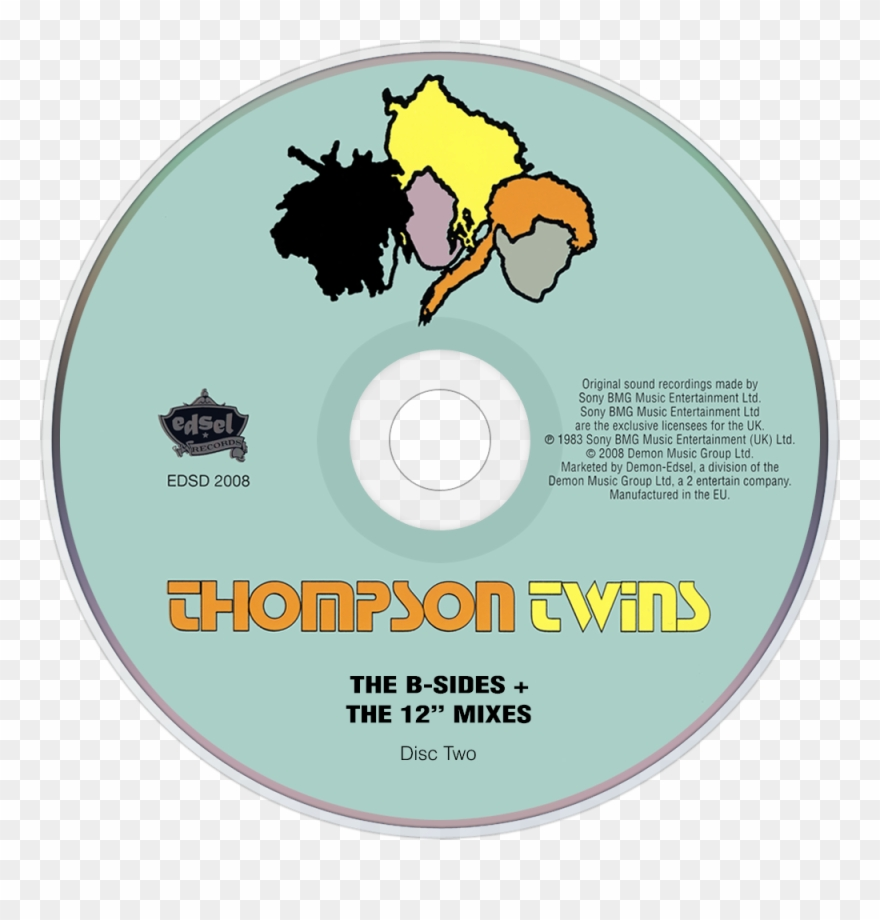 Step side clipart banner library library Thompson Twins Quick Step & Side Kick Cd Disc Image ... banner library library
