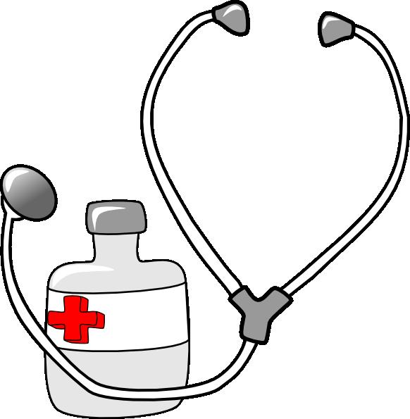 Stethoscope apple clipart vector freeuse stock keperluan saya nanti :D | getwell | Pinterest | Clip art, Scrap and ... vector freeuse stock