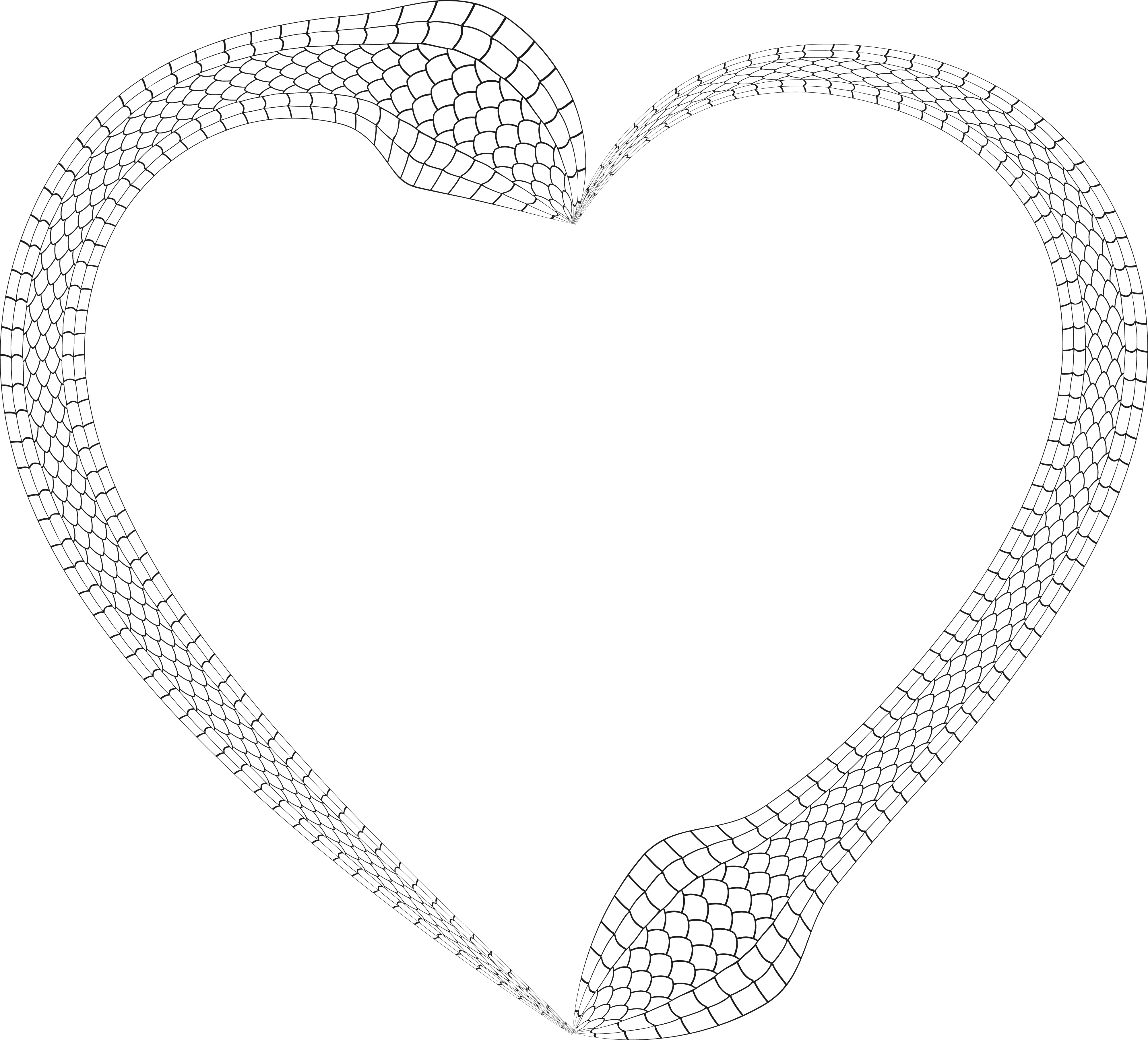 Stethoscope heart clipart free image black and white library 28+ Collection of White Heart Clipart Png | High quality, free ... image black and white library