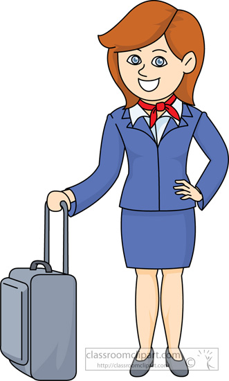 Stewardess clipart clip transparent library Flight stewardess clipart » Clipart Station clip transparent library