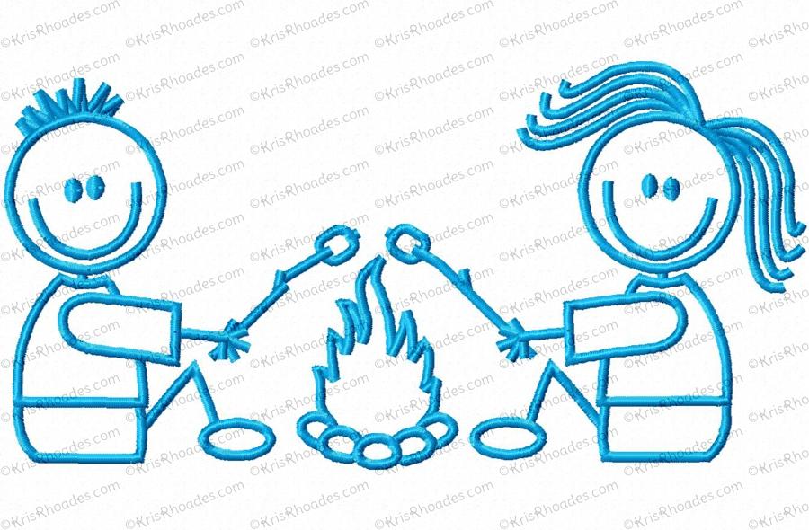 Stick figure camping clipart clip transparent Campfire clipart stick figure, Campfire stick figure ... clip transparent