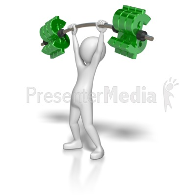Stick figure clipart fail graphic freeuse Stick Figure Lifting Dollar Weights - Sports and Recreation ... graphic freeuse