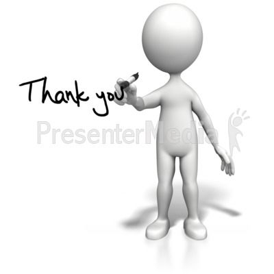 Thank you clipart animation for powerpoint clip free library Stick Figure Drawing Thank You PowerPoint Clip Art | Stick ... clip free library