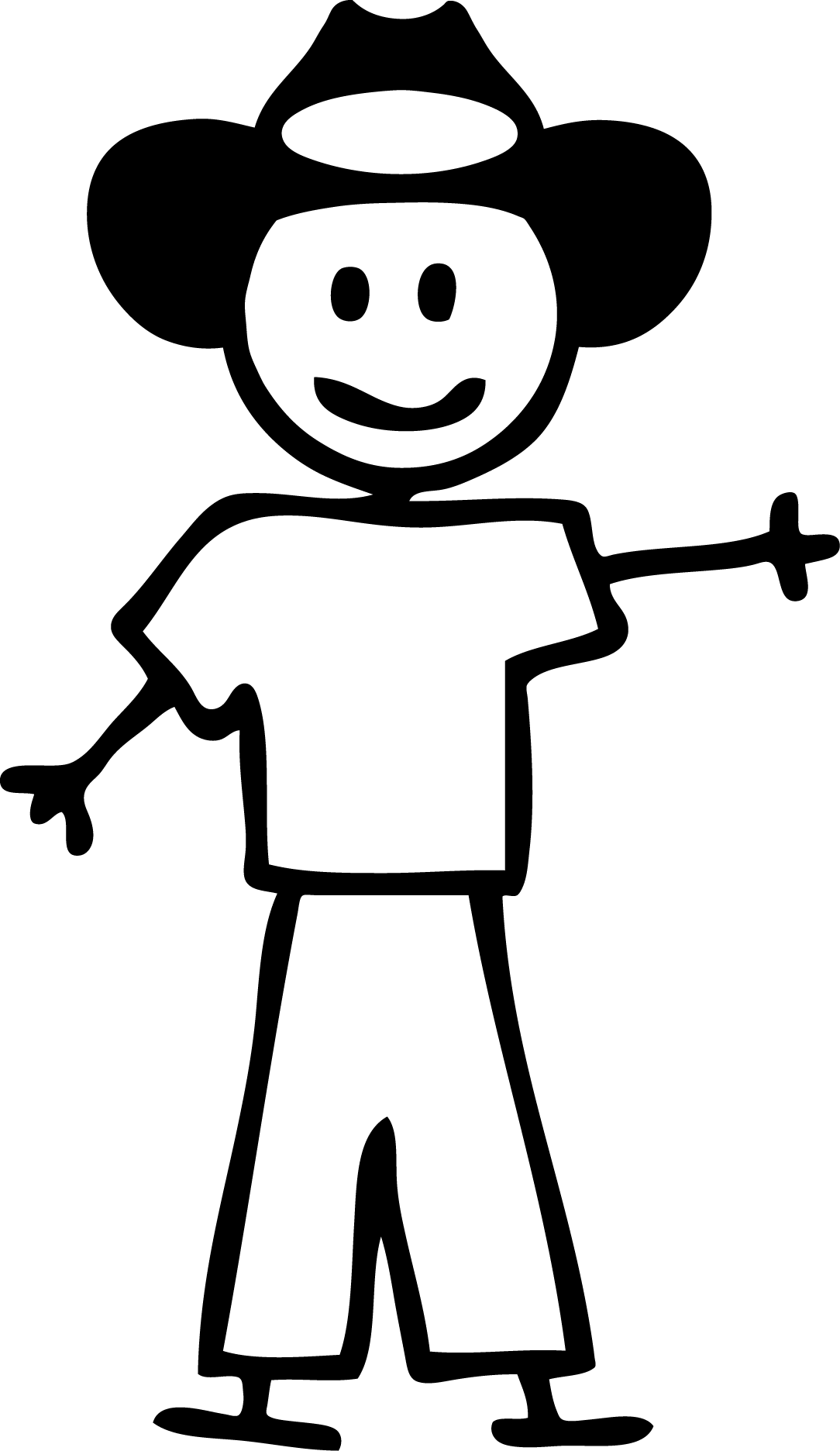 Stick figure dad clipart graphic freeuse library Stick Man Figures | Free download best Stick Man Figures on ... graphic freeuse library
