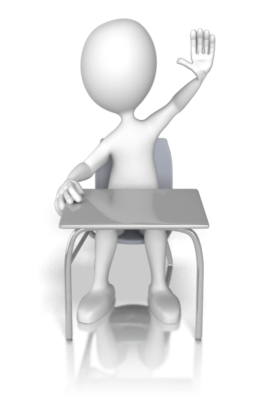 Stick figure school clipart vector library stock Student Stick figure School Animation Clip art - raise hands 543*800 ... vector library stock