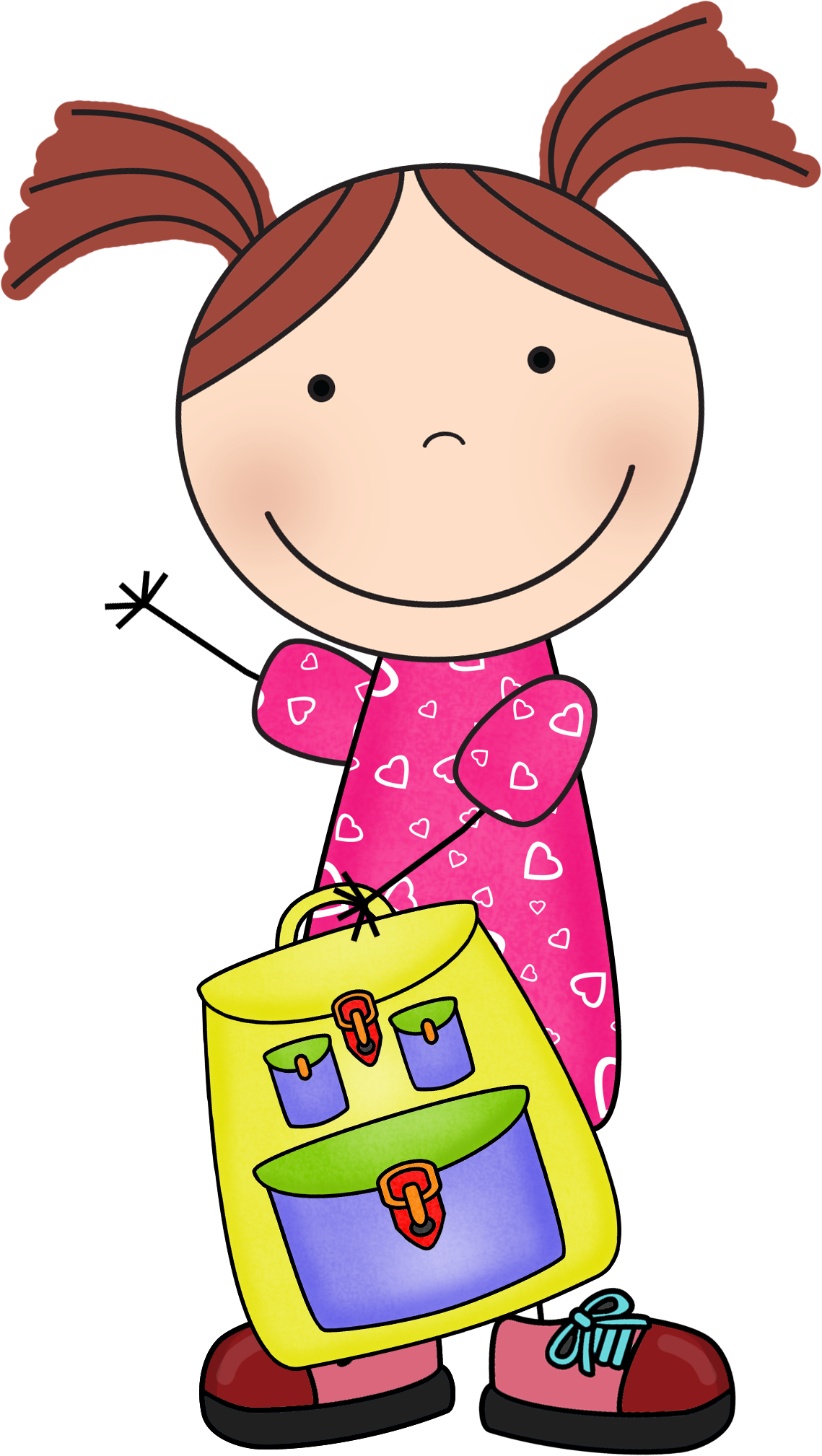 Stick figure school clipart picture free stock ✿**✿*PALITOS*✿**✿* | Palitos | Pinterest | Clip art, Stick ... picture free stock