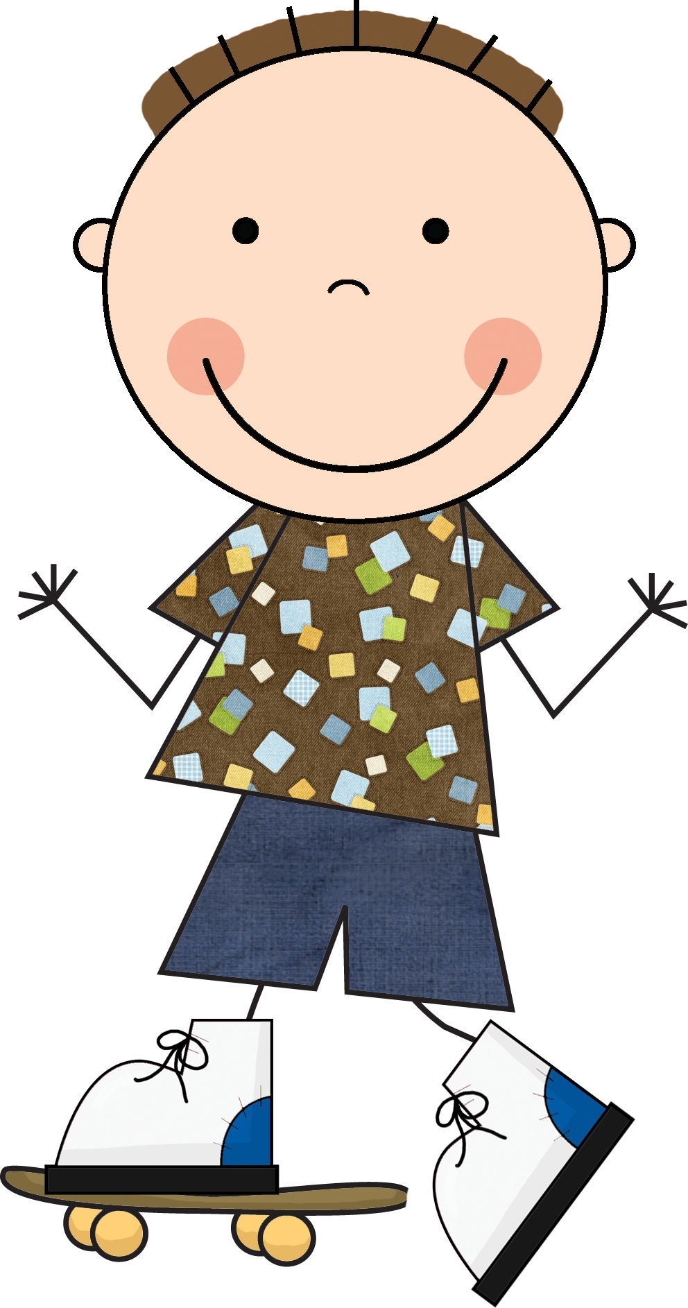 Stick figure school clipart picture freeuse stock summer_kid_1.png (992×1886) | Imprimibles | Pinterest | Stick ... picture freeuse stock