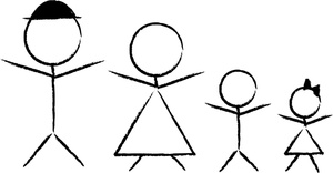 Stick people clipart svg freeuse download Stick People Clip Art Images | Clipart Panda - Free Clipart ... svg freeuse download