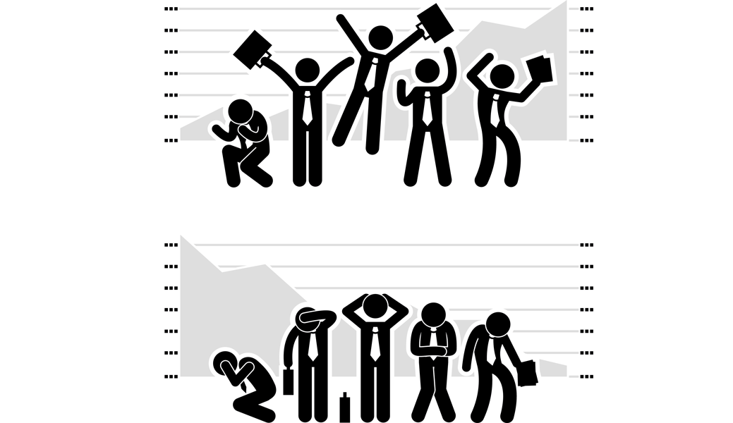 Stick people clipart win win vs win loose graphic royalty free download How Biases Affect Investor Behaviour   The European ... graphic royalty free download