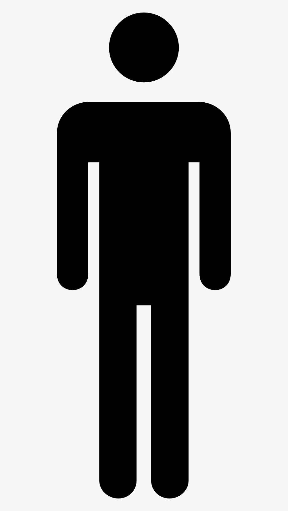 Stick person silhouette clipart jpg stock Stick Man Pics - Stick Man Silhouette Png #468825 - Free ... jpg stock