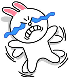 Sticker line clipart pack download clipart freeuse download snoopy crying clipart 52780 - Brown & Cony PNG Pack Sticker ... clipart freeuse download