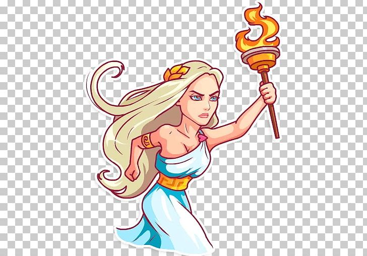 Sticker telegram clipart banner free stock Sticker Telegram Aphrodite VK PNG, Clipart, Aphrodite, Arm ... banner free stock