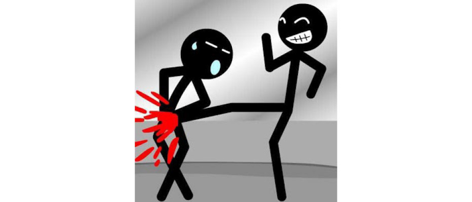 Stickman death clipart image library library Stickman Death Room image library library