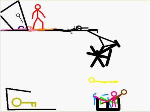 Stickman death clipart picture royalty free library Random Pivot Animations Part 1 Stick Figure Death Maze I picture royalty free library