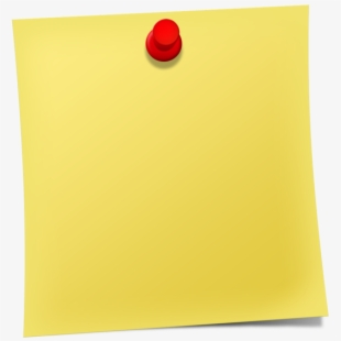 Sticky notes clipart images library Notepad Transparent Sticky Note - Translucent Sticky Notes ... library