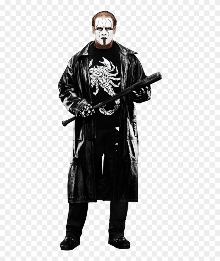 Sting phone clipart jpg library download Wwe Sting Png - Wwe Sting, Transparent Png - 400x917 ... jpg library download