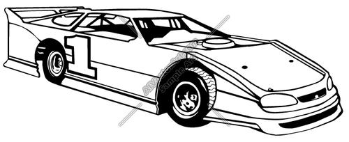 Stock car clipart vector download Rc car clipart - ClipartFest vector download