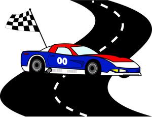 Stock car race car clipart clipart library library Racing Clip Art & Racing Clip Art Clip Art Images - ClipartALL.com clipart library library
