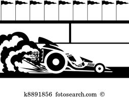 Stock car racing clipart png black and white Race car Clipart Vector Graphics. 17,847 race car EPS clip art ... png black and white