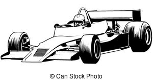 Stock car racing clipart picture freeuse library Stock car racing Clipart Vector Graphics. 444 Stock car racing EPS ... picture freeuse library