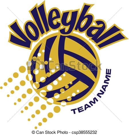 Stock clipart free graphic royalty free Vector - volleyball - stock illustration, royalty free ... graphic royalty free