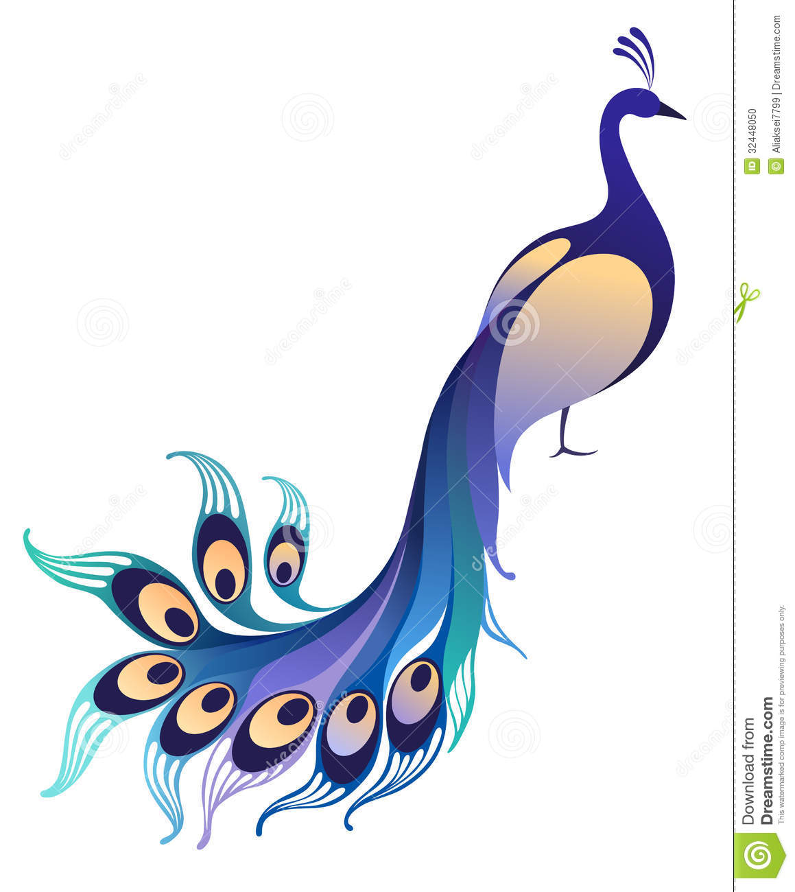 Stock clipart free download picture black and white download Free download peacock clipart - ClipartFox picture black and white download